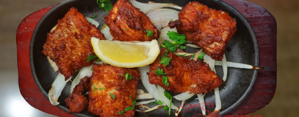 Introducing Huddersfield's best Fish Masala. Perfect when eating in or taking away, guaranteed to make you crave for more!